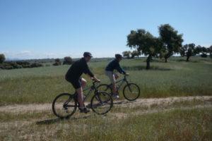 Ruta de Bicicleta