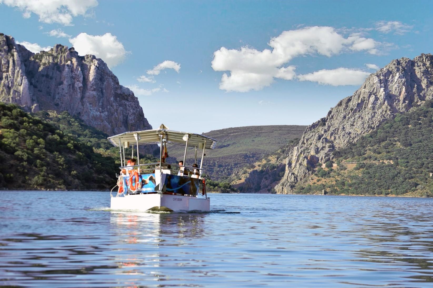 Barco de Monfragüe