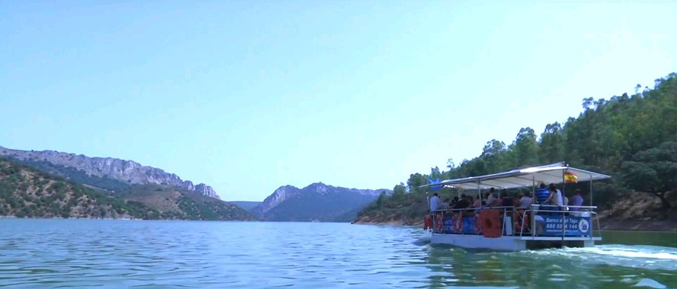 Barco Monfragüe